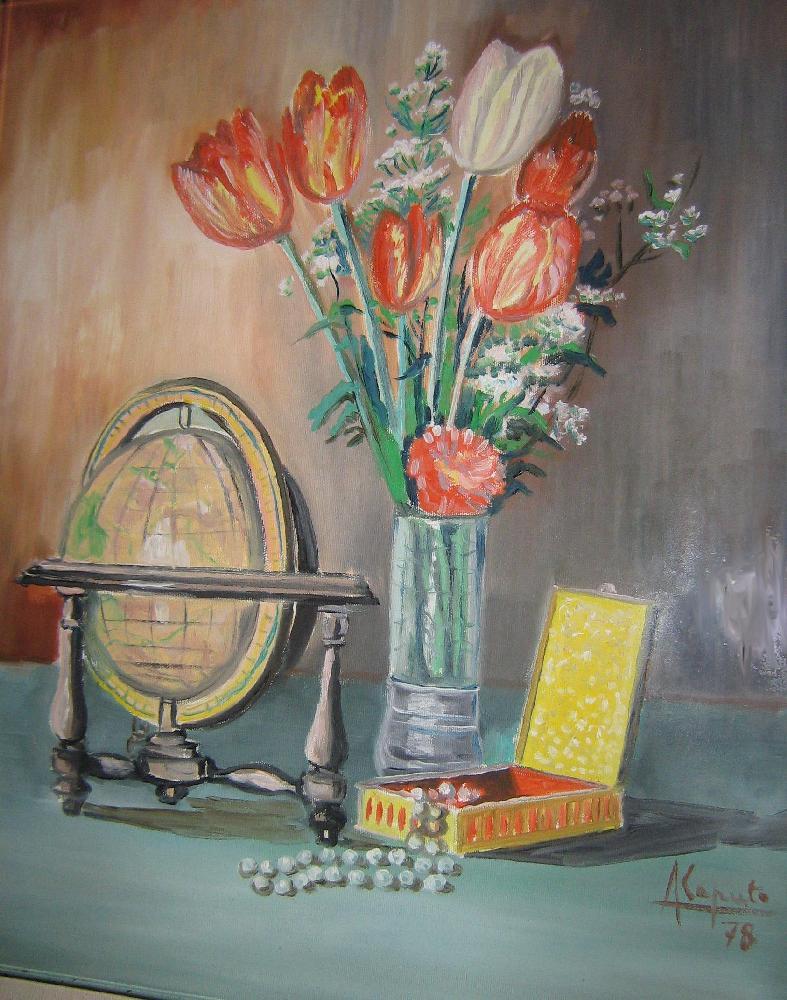 I tulipani di zia Margherita