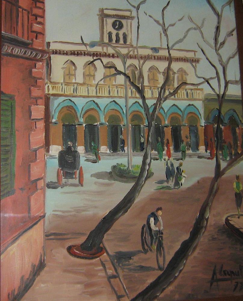 Stazione di Taranto 1977