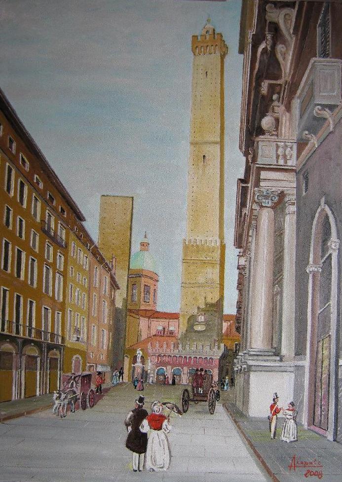Bologna l\' antica