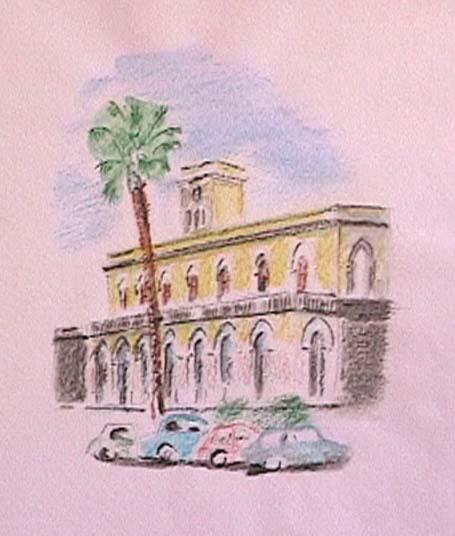 La stazione di Taranto