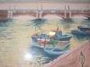 Ponte di pietra e barche