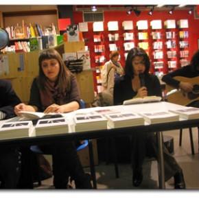 Librerie Minganti – 28 marzo 2008