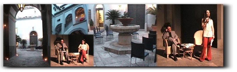 Libreria Guida, Capua, 11 giugno 2004