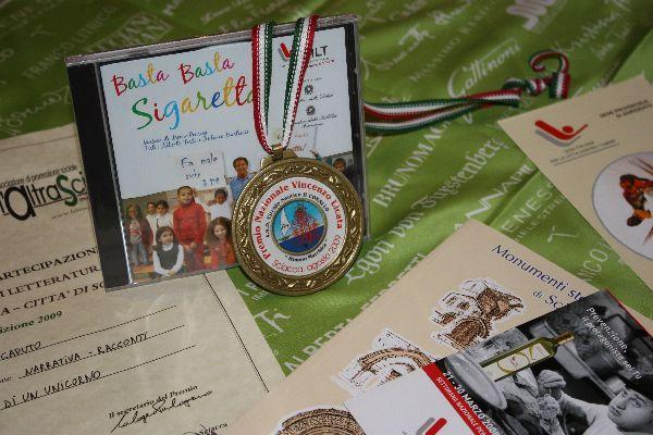 3° posto al concorso Vincenzo Licata
