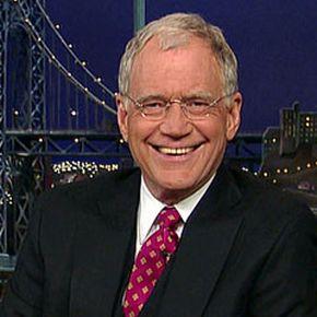 Finalmente il David Letterman Show