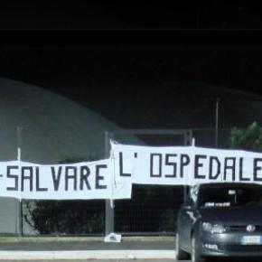 Immagine tratta dalla pagina Facebook Protesta Ospedale San Carlo