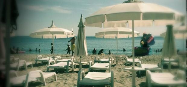 Mamme da spiaggia