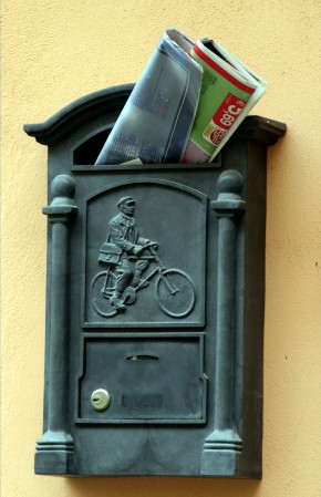 Postal market?