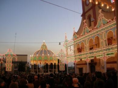 Festa patronale a Statte