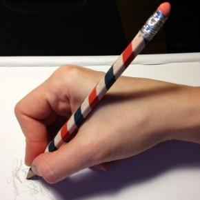 Giù le mani dalle matite!