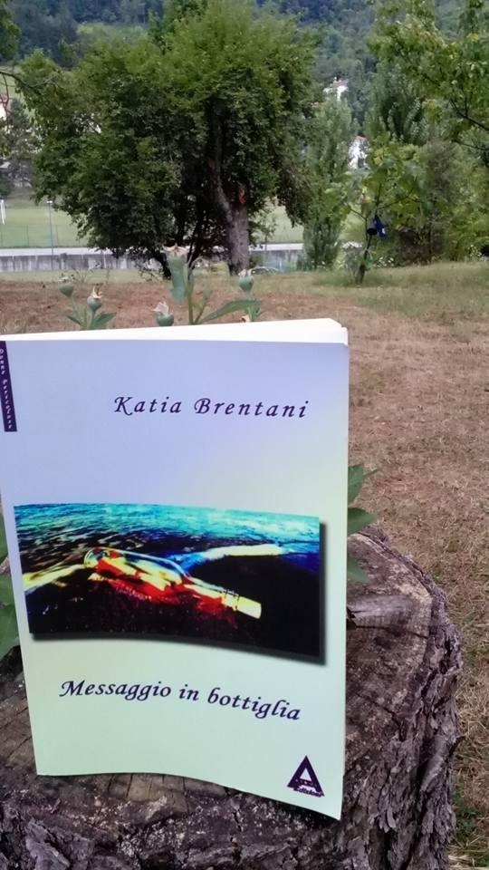 """""""Messaggio nella bottiglia"""" di Katia Brentani"""