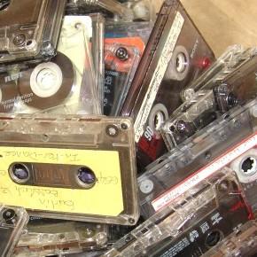 C'era una volta l'audiocassetta