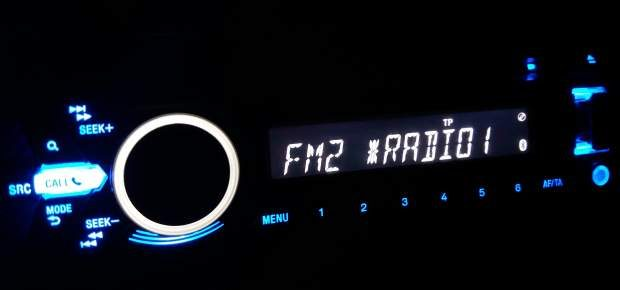 La radio di notte