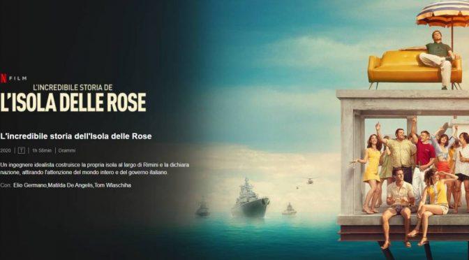 L'isola delle rose di Netfilx: anche meno, grazie