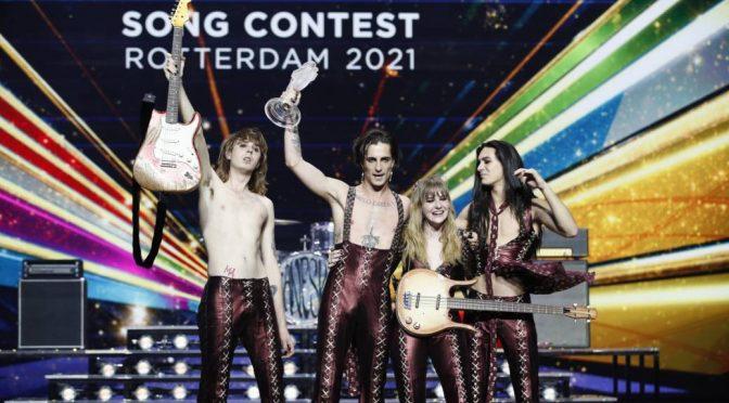Eurovision 2021, cronache immaginarie
