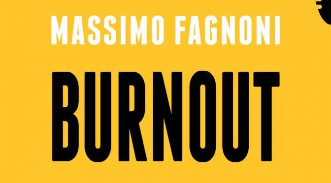 Burnout - La copertina